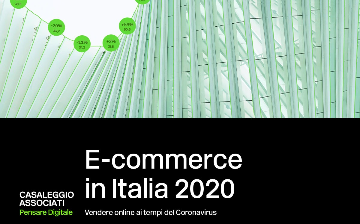 Report Casaleggio Associati: l'e-commerce segnato dal Coronavirus